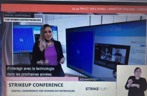 StrikeUP Conference opening, March 4 2021