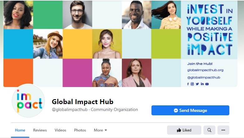 B4Brand's Global Impact Hub.